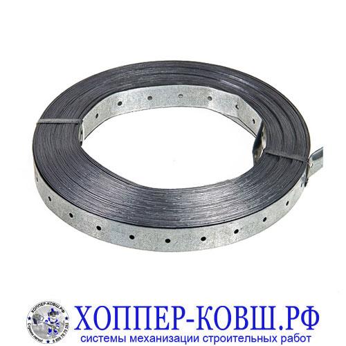 Монтажная лента стальная 20 мм - 25 м