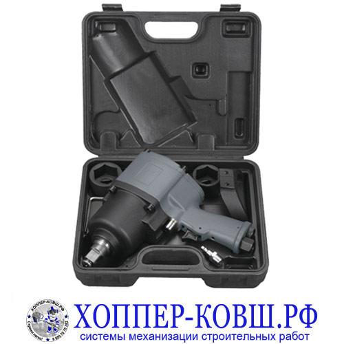 Пневматический ударный гайковерт FUBAG IW1600 + кейс (с набором головок)