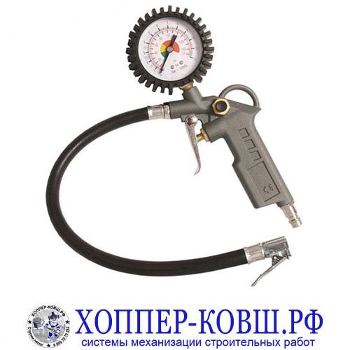 Пистолет для подкачки шин с манометром IGM140/10