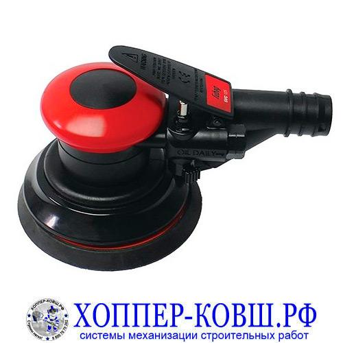 Шлифмашина пневматическая орбитальная FUBAG SVC 125 с пылеотводом