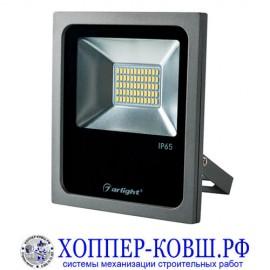 Светодиодный прожектор строительный 30/50W FLG-FLAT IP68
