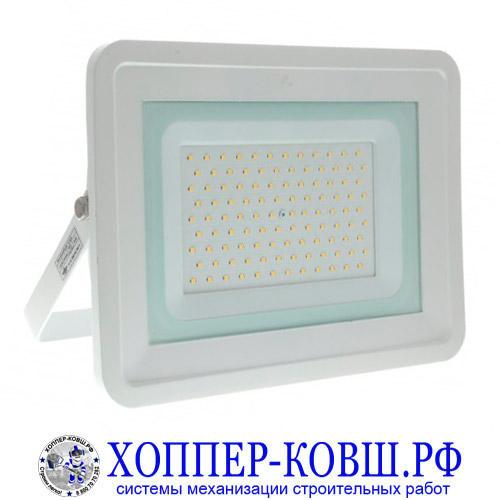 Светодиодный прожектор строительный 70/100/150/200W SMD6000K-W
