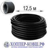 Шланг резиновый армировка нитями 16-18 мм 12,5 м