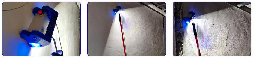 Малярная проявочная лампа LOSSEW LAMP P2 светодиодная купить, цена, фото, отзывы, технические характеристики | ХОППЕР-КОВШ.РФ - Волоколамское шоссе, 103, 8 800 707 02 82