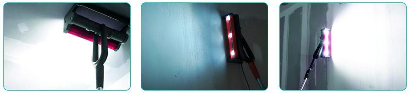 Малярная светодиодная лампа L'outil Parfait ERGOLISS купить, цена, фото, отзывы, технические характеристики   ХОППЕР-КОВШ.РФ - Волоколамское шоссе, 103, 8 800 707 02 82