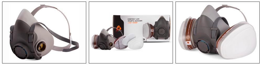 Jeta Safety J-SET 5500P комплект для защиты дыхания купить, цена, фото, отзывы, технические характеристики | ХОППЕР-КОВШ.РФ - Волоколамское шоссе, 103, 8 800 707 02 82