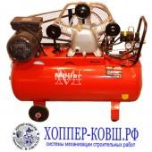 Компрессор Moller AC 500/100 220В 3000Вт 3 поршня
