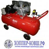 Компрессор Moller AC 650/200 380В, 3000Вт, 3 поршня 200л