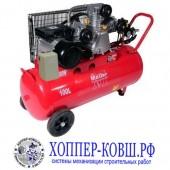 Компрессор Moller AC 650/100 380В, 3000 Вт 3 поршня, 100 л