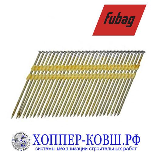 Гвозди для пистолета FUBAG N90 (50-90 мм) 3000 шт.