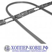 Перфолента для монтажа теплого пола - 10 м