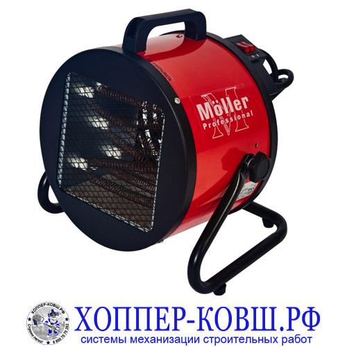 Электрическая тепловая пушка Moller FH 09-30 (3 КВт)