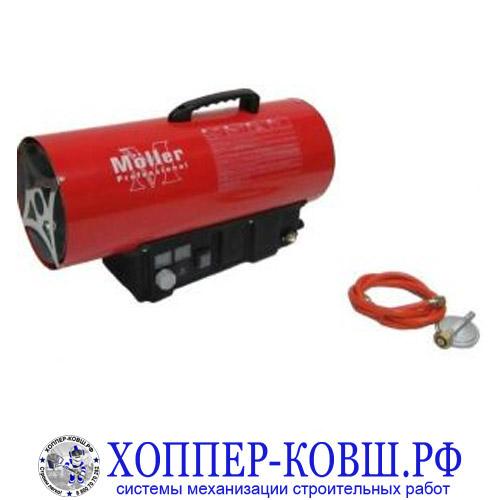 Тепловая пушка газовая Moller GH-34E 34КВт