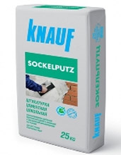 Хоппер ковш наносит Sockelputz