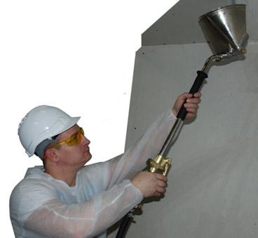 Хоппер ковш для штукатурки потолка (потолочный хоппер ковш) купить. Фирменный магазин строительного оборудования: Волоколамское шоссе, 103 ТЦ ГВОЗДЬ, 8 800 707 02 82
