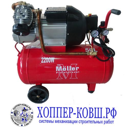 Компрессор Moller AC 400/50 220 В