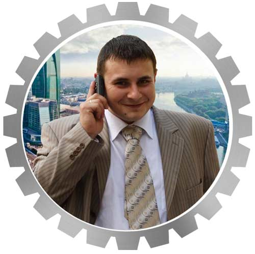 Ерин Михаил Александрович - коммерческий директор компании ХОППЕР-КОВШ.РФ