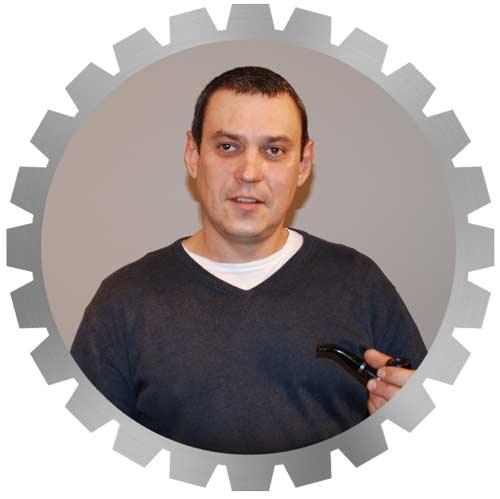 Александр Боровик - специалист HR компании ХОППЕР-КОВШ.РФ
